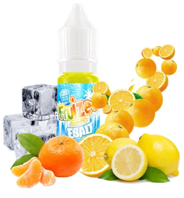 Sunny (Sales de Nicotina) - Fruizze