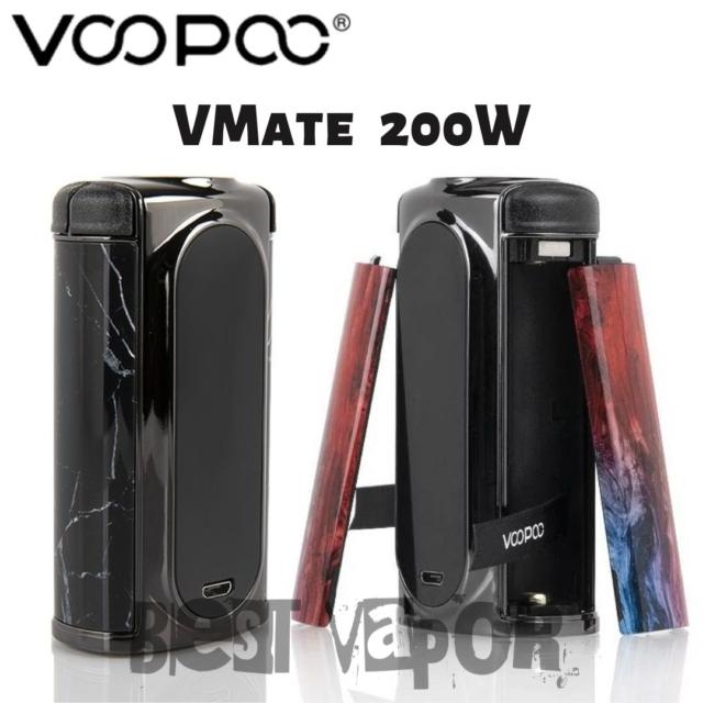 VooPoo V Mate 200w Mod en Best Vapor