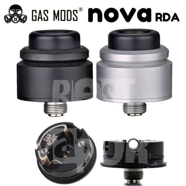 Nova RDA de Gas Mods en Best Vapor