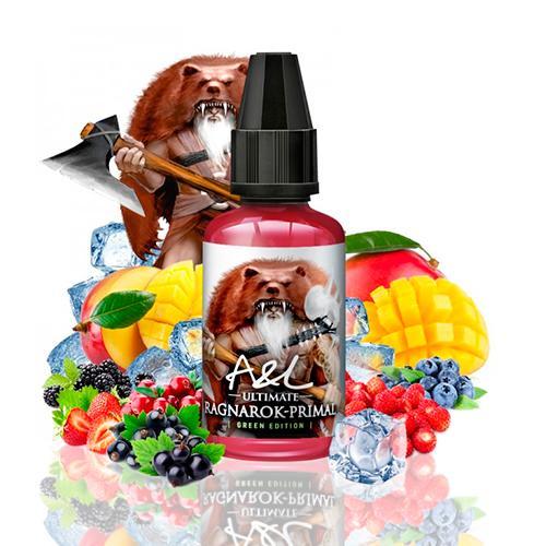 ultimate-aroma-ragnarok-primal-mango-30ml