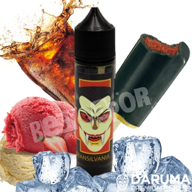 Transilvania aroma 10 ml - Daruma eLiquid en Best Vapor