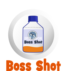 boton Boss Shot Best Vapor