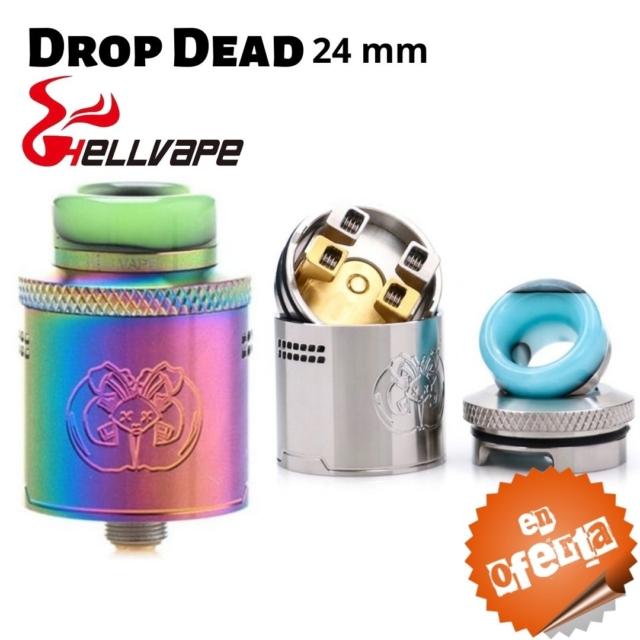 Drop Dead de Hellvape en Best Vapor - Oferta
