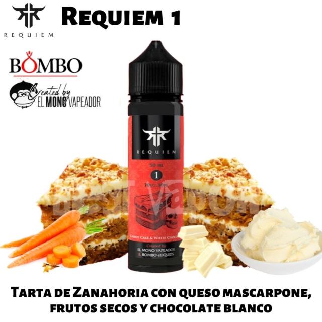 Requiem 1 by El Mono Vapeador y Bombo en Best Vapor