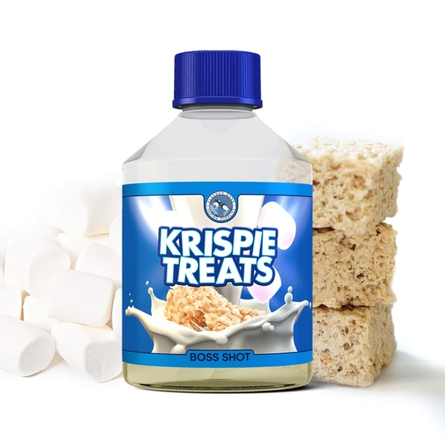 Krispie Treats de Boss Shot 250 ml en Best Vapor