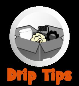 Repuestos - Drip Tips Boquillas en Best Vapor