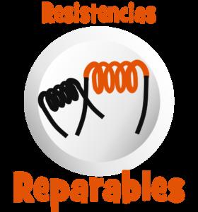 Repuestos - Resistencias Reparables Artesanales y PreFabricadas en Best Vapor