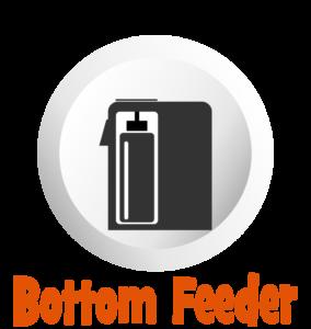 Mod's bottom feeder (BF o Squonk) en Best Vapor
