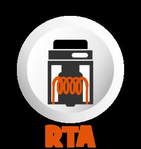 Atomizadores RTA con tanque en Best Vapor