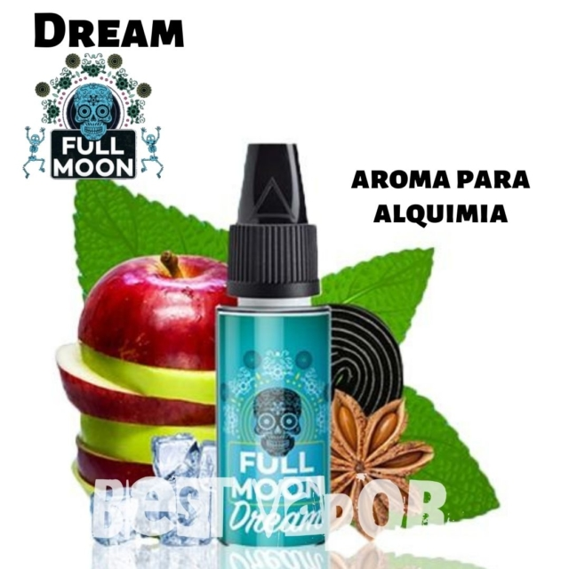 Dream aroma de Full Moon 10 ml en Best Vapor