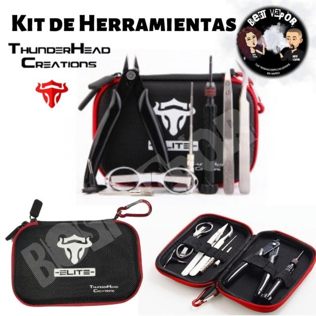Kit de Herramientas ThunderMode Creations en Best Vapor
