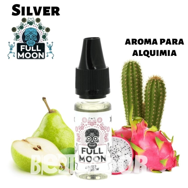 Silver aroma de Full Moon 10 ml en Best Vapor
