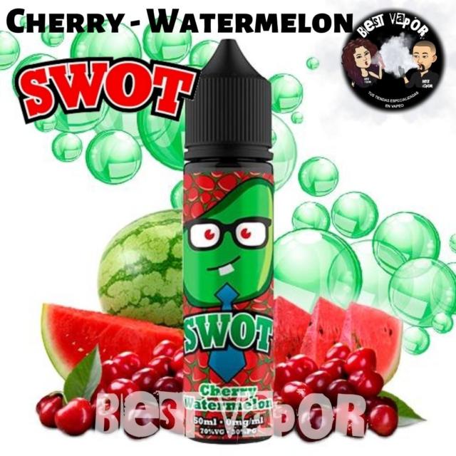 Cherry Watermelon de Swot e-liquid en Best Vapor