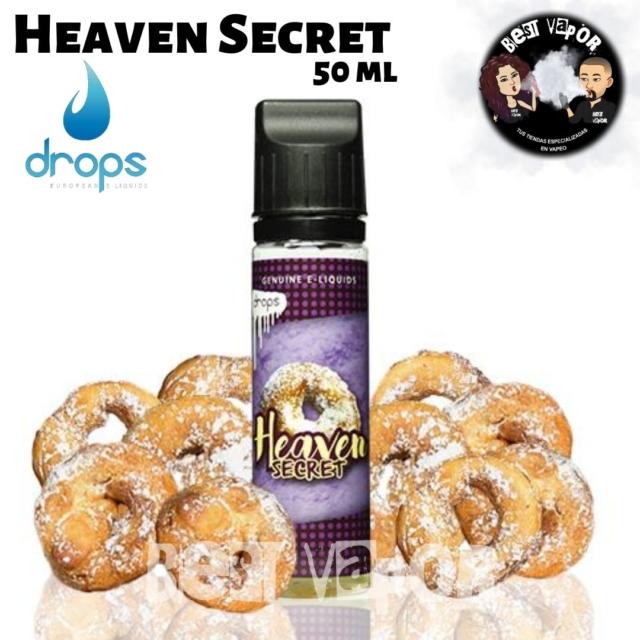Heaven Secret 50ml de Drops en Best Vapor