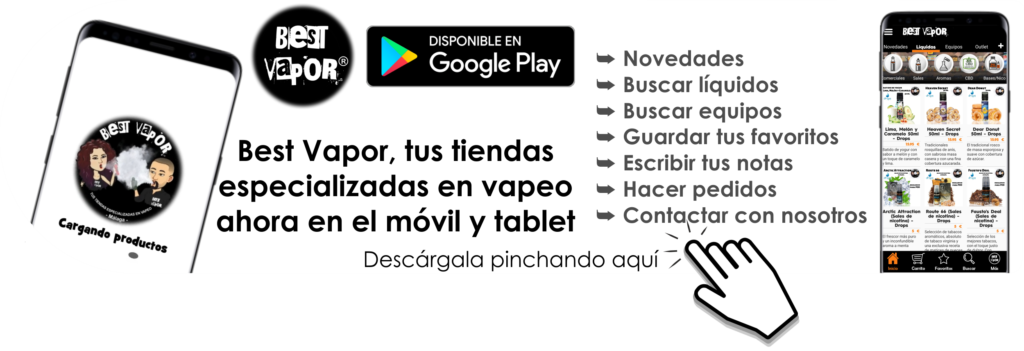 Banner App Best Vapor